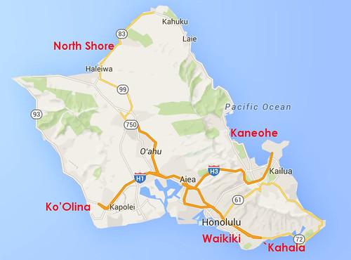 Oahu-Hotel-areas