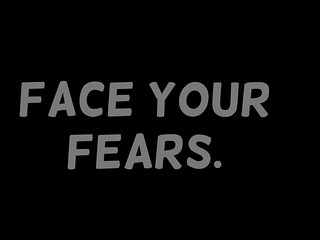 No more fear!