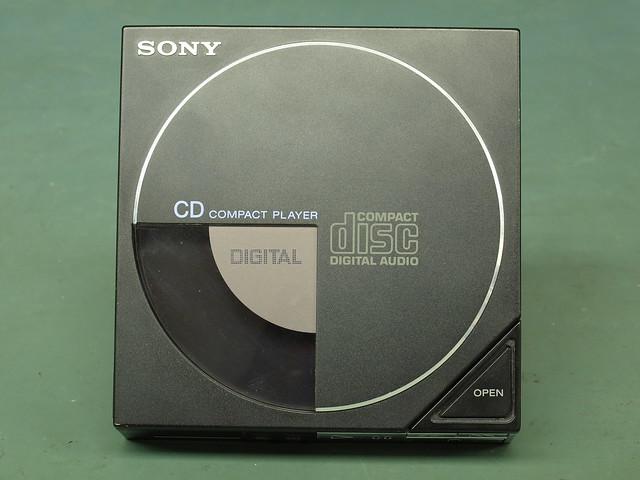 Sony D-50 Portable CD Player Teardown