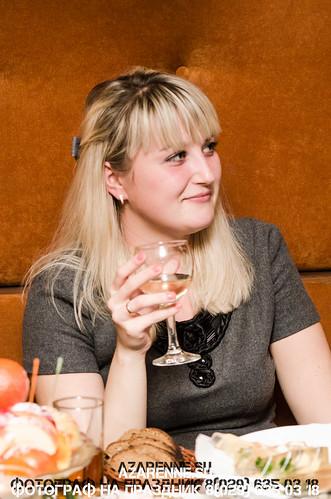 Фотограф на праздник в кафе