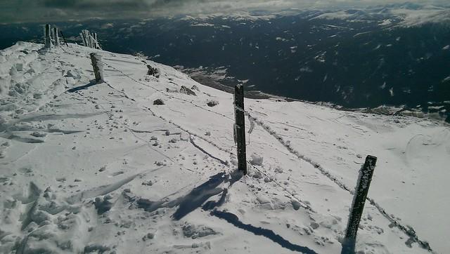 Speiereck 2.411 m