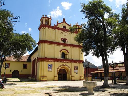 San Cristóbal de las Casas: l'église San Francisco