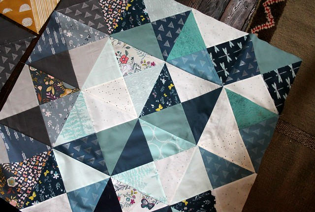 Nightfall Quilt No.1