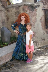 Brielle and Merida
