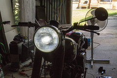 BSA - Headlight