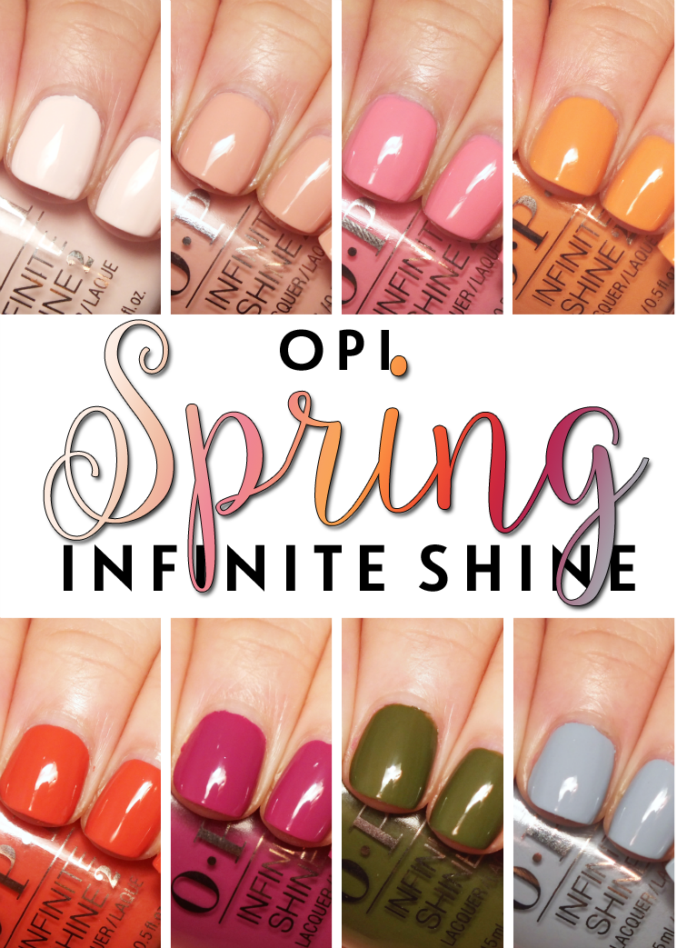 OPI Infinite Shine Spring 2016 (2)