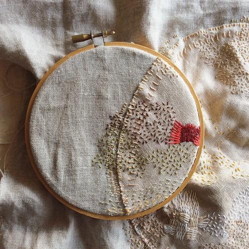 Stitch Journal, Day 82