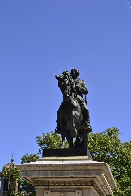 MONUMENT AL GENERAL PRIM - PARC DE LA CIUTADELLA