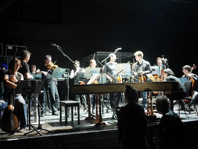 Dido & Aeneas - Birmingham Opera - 8