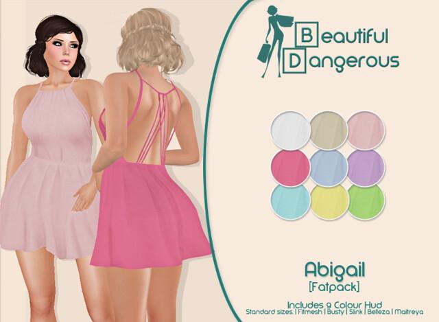 ! BD ! Abigail [Fatpack]