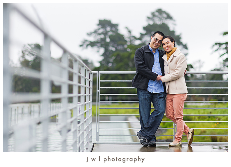 Nancy + Derrick engagement