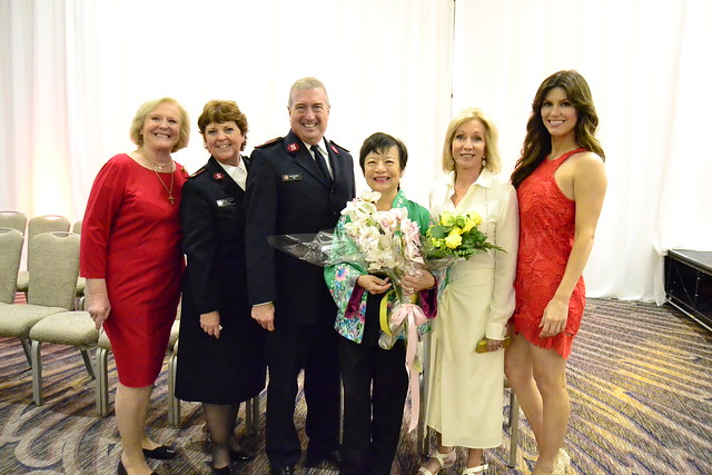 April 27 '16 The Salvation Army Women's Auxiliary