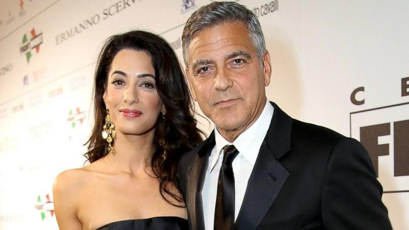 Амаль Аламуддин - жена Клуни