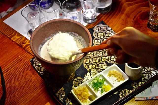 jinya tofu curdle