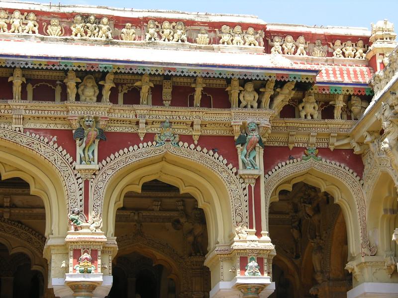 Palacio de Thirumalai Nayak