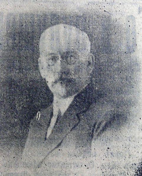 Спасский Александр Михайлович. 1872-1934
