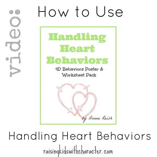 Video: How to Use Handling Heart Behaviors Poster Pack