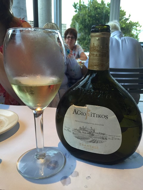 Wonderful Greek wine