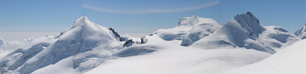 Alphubel Walliser Alpen / Alpes valaisannes Switzerland photo 10
