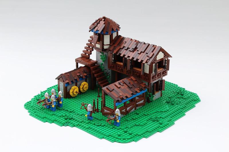 LEGO Age of Empires II - Archery Range
