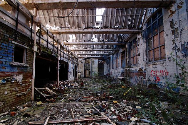 Rylands Mill, aka Pagefield Mill aka Gidlow Works