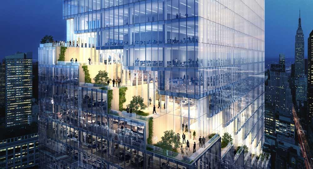 Rascacielos, nuevos diseños para grandes ciudades