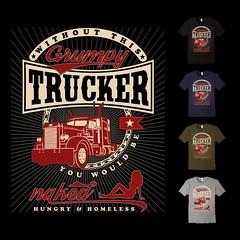 Grumpy Trucker