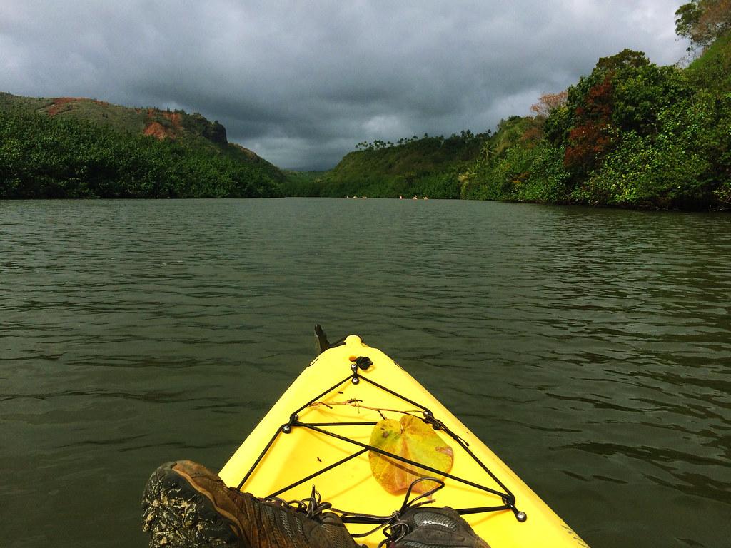 Wailua River State Park, Kauai, Hawaii