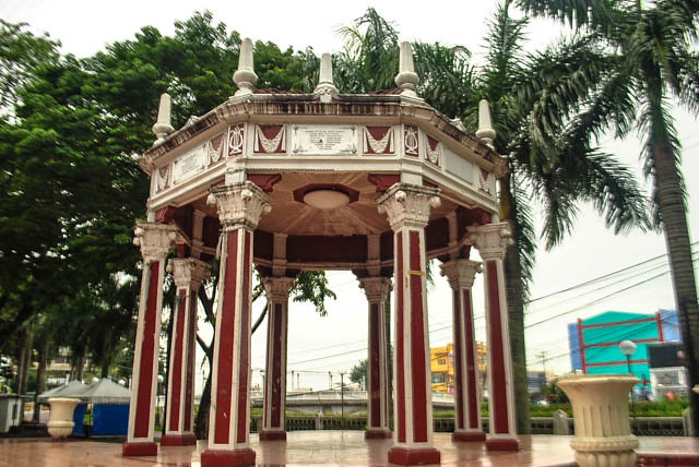 Roxas City Bandstand