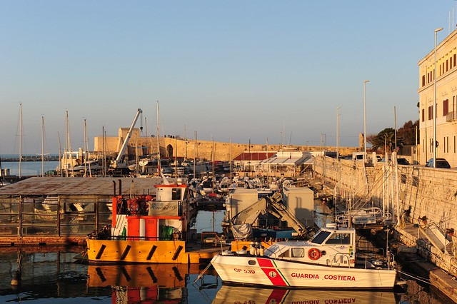 Trani, Puglia, Italy, D700 January 2016 182
