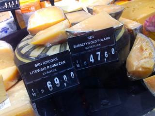 Old Polish Cheese.