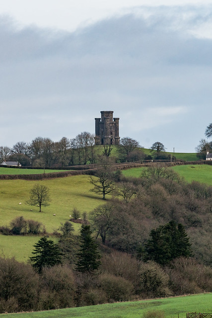 National Botanic Garden of Wales, Llanarthne, Carmarthenshire, Wales