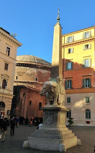 Rome in one day: Piazza della Minerva