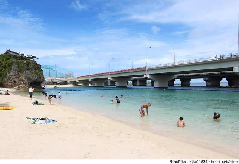 沖繩景點 那霸景點 沖繩海灘 波之上海灘 波之上神宮 那霸海灘 沖繩玩水 波の上ビーチ 波上宮14