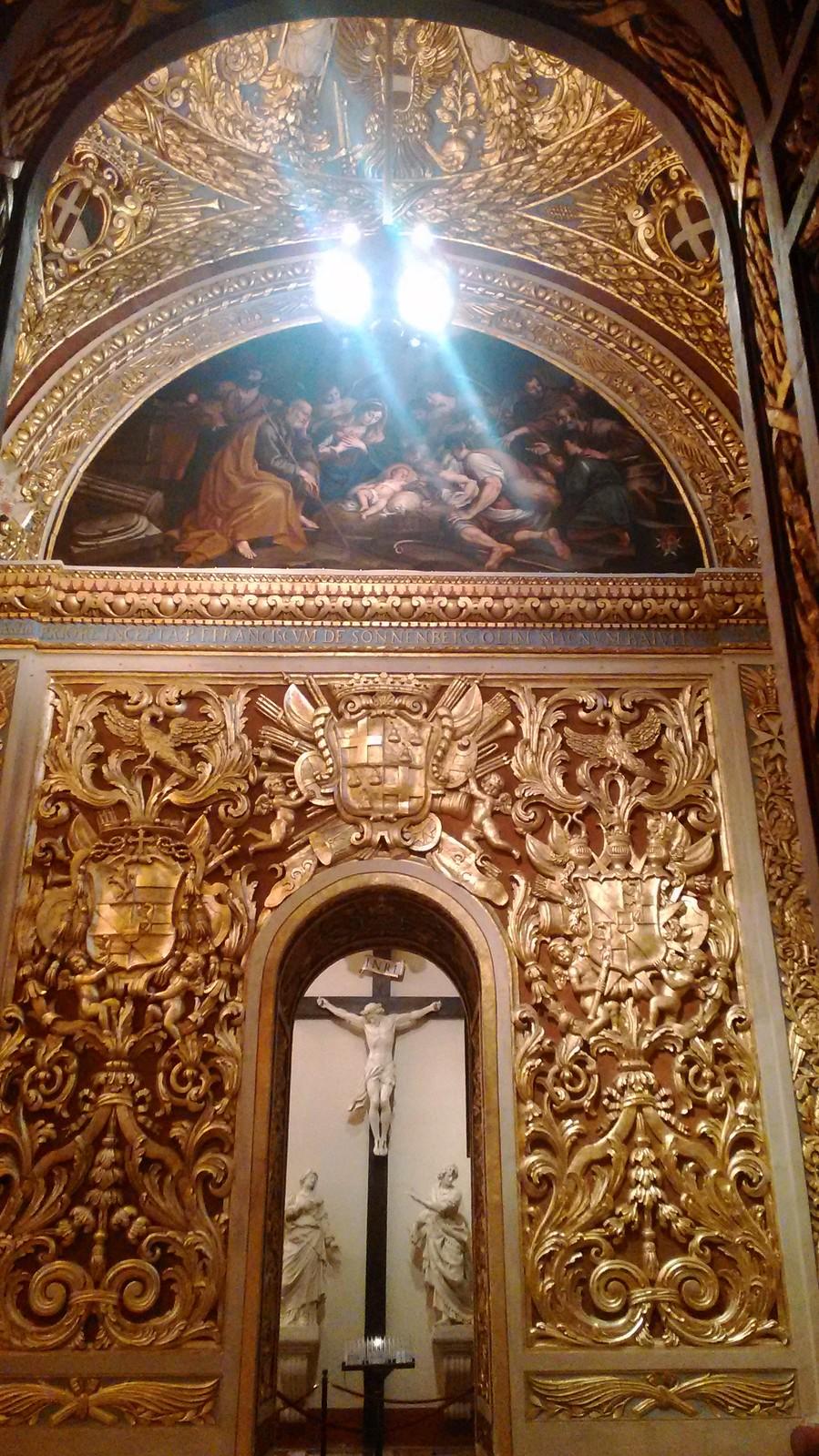 Interno Co-Cattedrale di San Giovanni