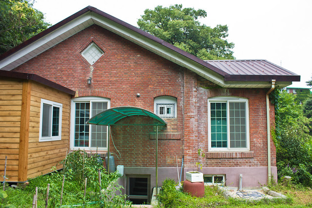 Early modern Presbyterian Missionary House, Jeonju, South Korea
