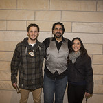 Caravanserai: American Voices. Ronnie Malley & Zeshan Bagewadi visit Traverse City, Michigan from Jan 31 to Feb 6, 2016. Photo by Antar Hanif.