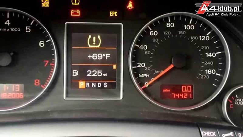 80015 - Układ kontroli ciśnienia w oponach - 1