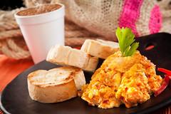 Desayunito, QBurrada