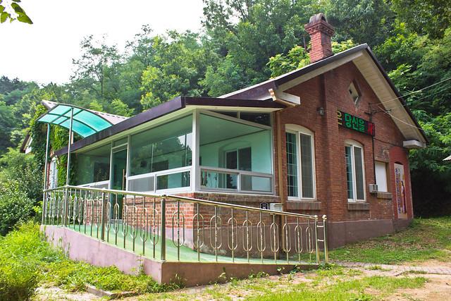 Early modern Presbyterian Missionary House, Jeonju, South Korea
