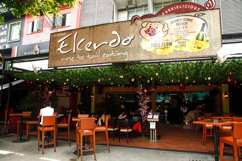 El Cerdo Changkat Bukit Bintang