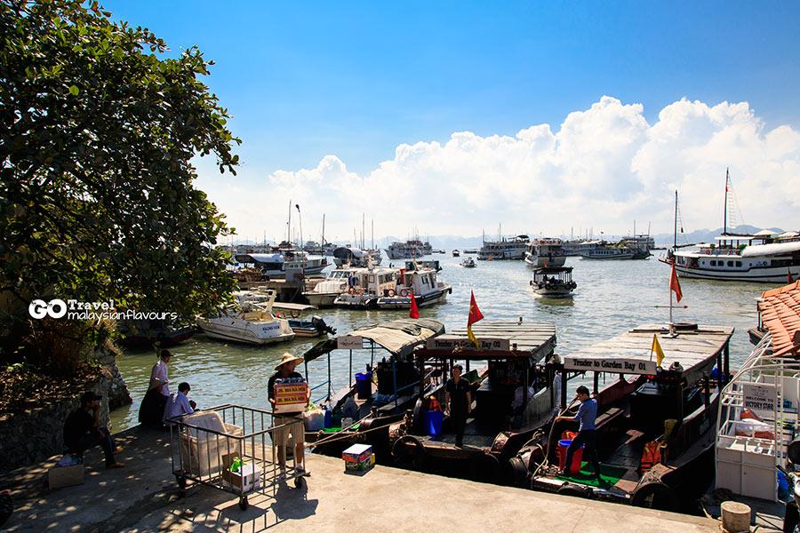 Halong Bay Vietnam 2D1N Trip