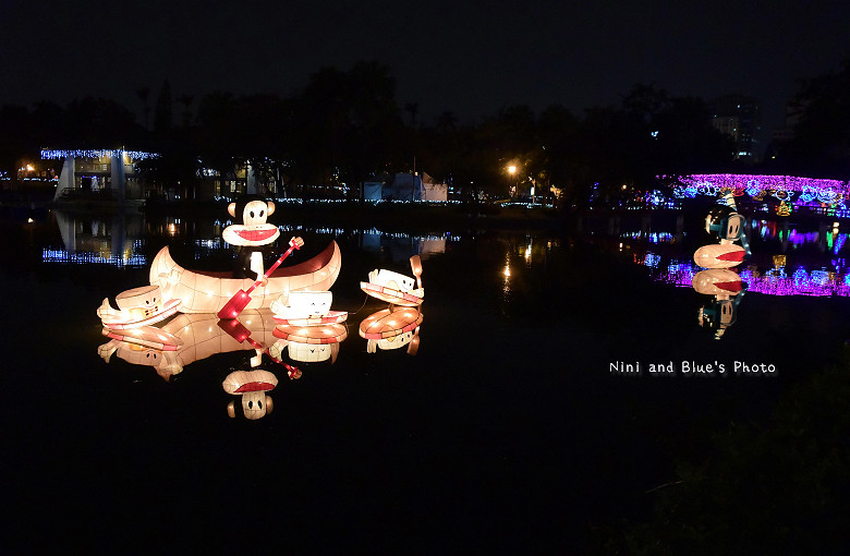 2016台中公園元宵燈會22