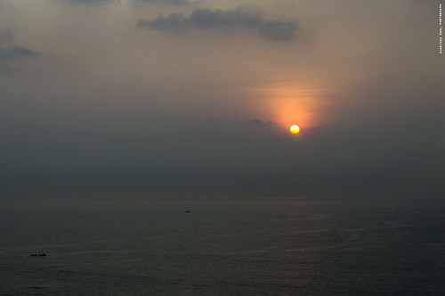ocean morning travel sea india sunrise boat fishing nikon novotel vizag bayofbengal vishakapatnam andhrapradesh