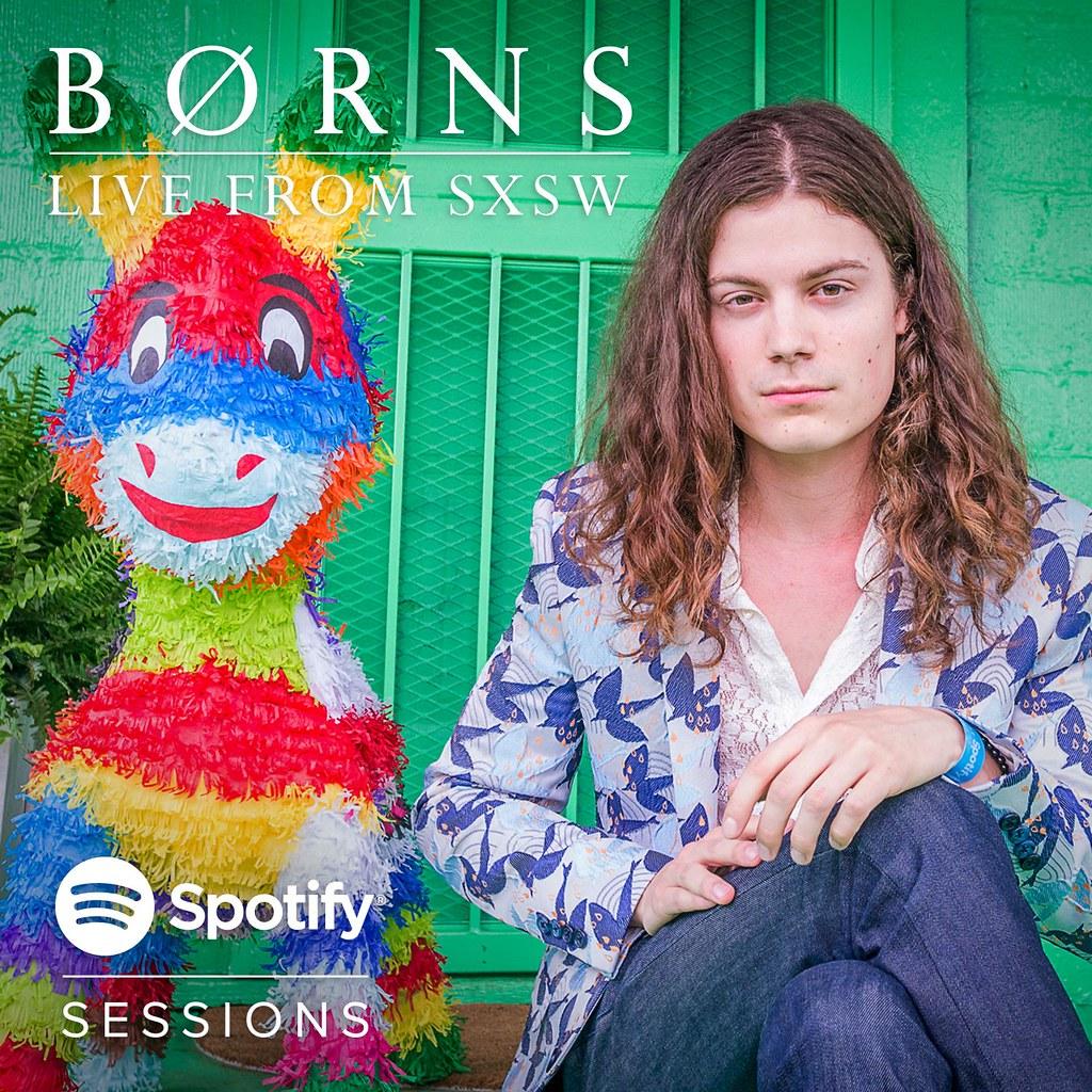 BØRNS - Spotify Sessions
