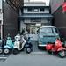 Kyoto street snap shot