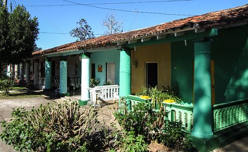 Viñales: la suite de casas particulares de notre rue