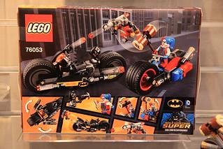 LEGO DC Comics 76053 Gotham City Cycle Chase 2