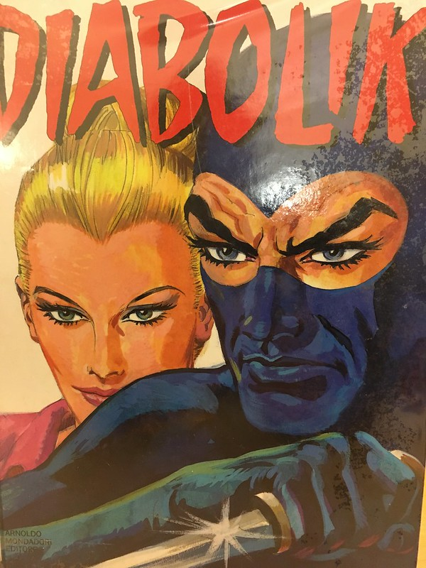 Diabolik: Italy's Dashing Anarchic Terrorist Couple