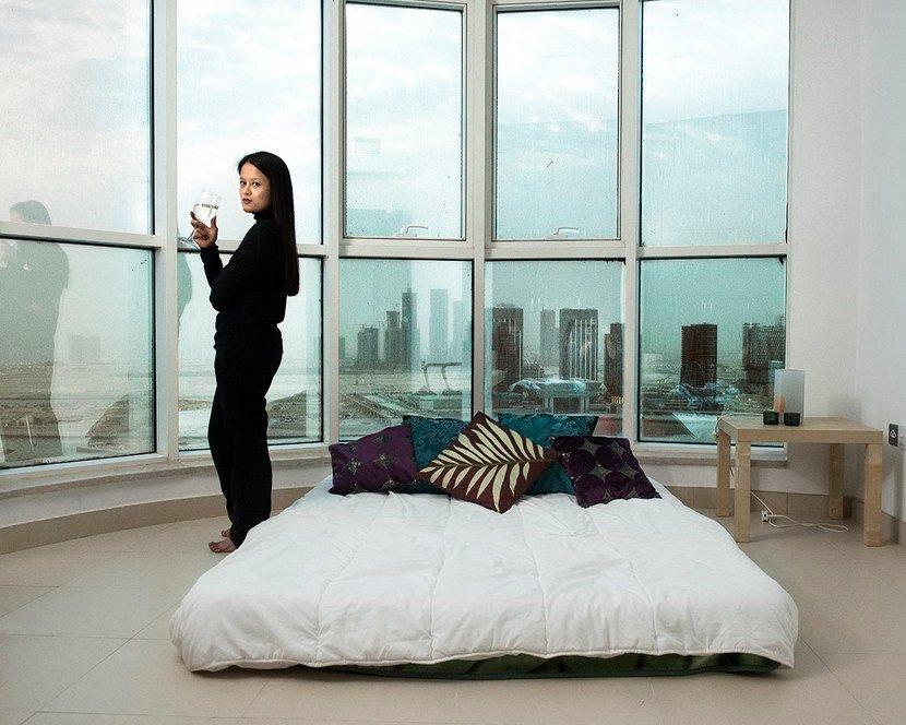 世界各地年輕女性的房間16